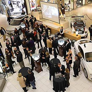 Chopard mall event315